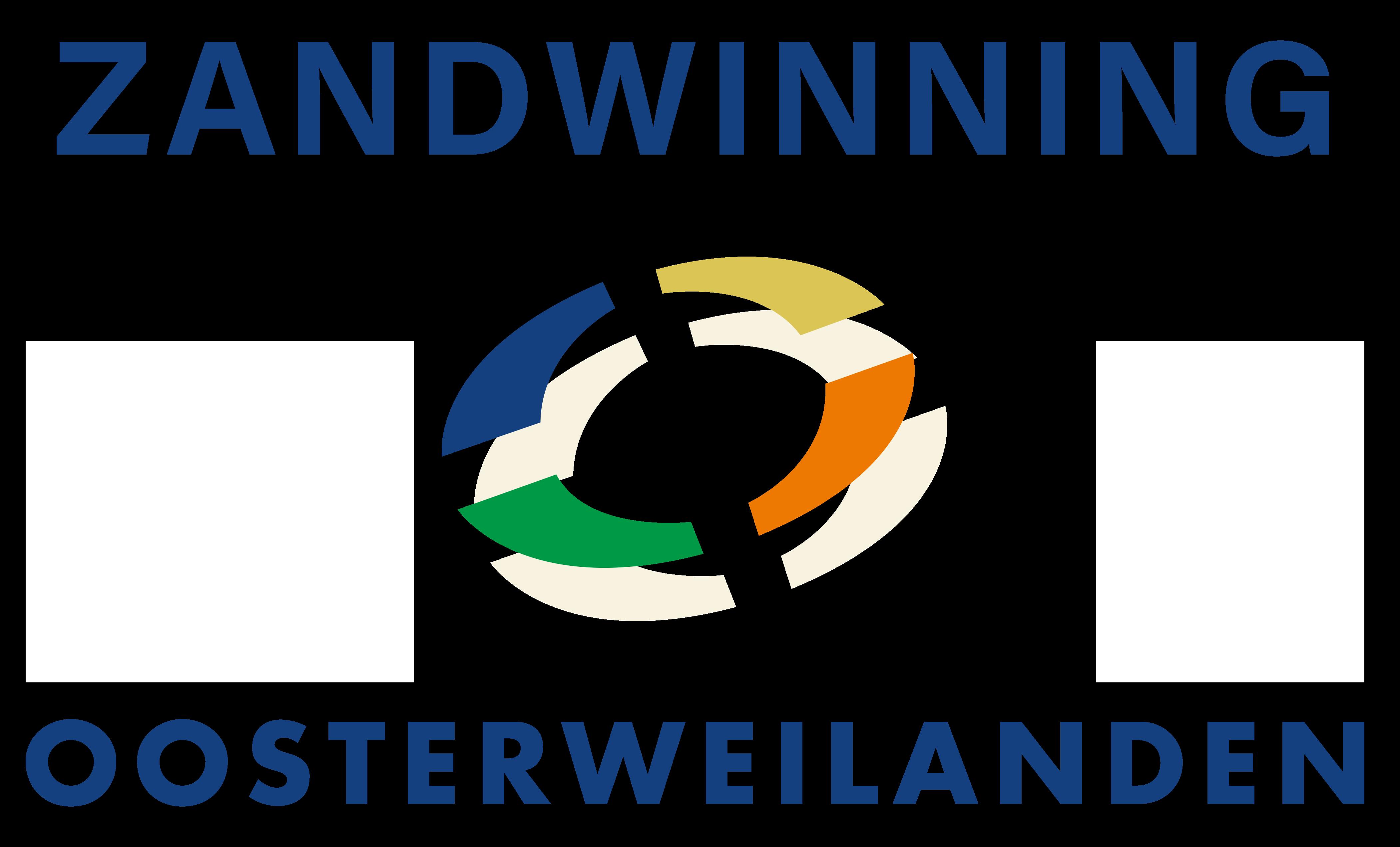 Zandwinning Oosterweilanden Logo